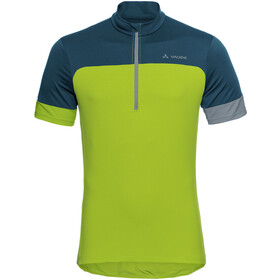 VAUDE Mossano IV Maillot manches courtes Homme, chute green